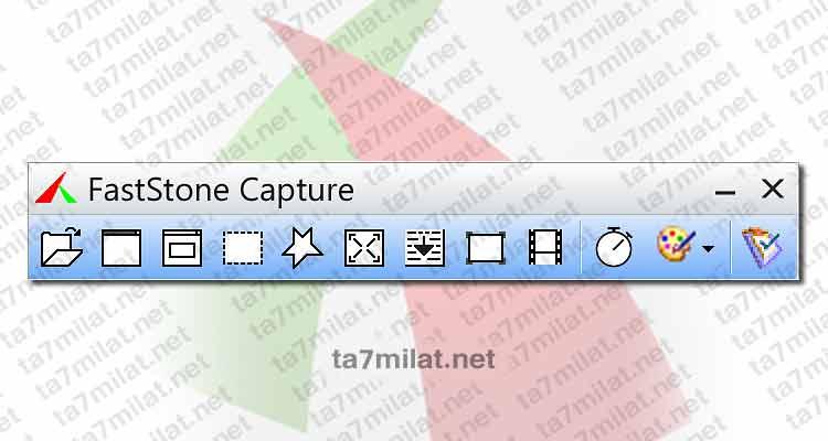 فاست ستون 2020 تسجيل الشاشة فيديو للكمبيوتر