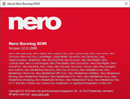 تحميل برنامج nero burning rom 2021 للكمبيوتر
